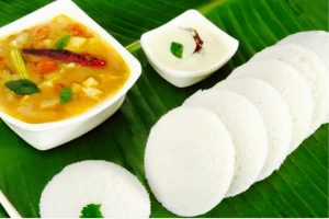 idli and war connection